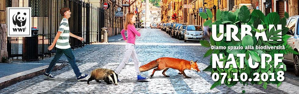 Il 7 ottobre torna Urban Nature: biodiversità protagonista